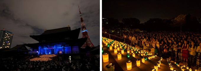 オーガニックフードや音楽とともにスローな夜を。6月19日開催「100万人のキャンドルナイト」