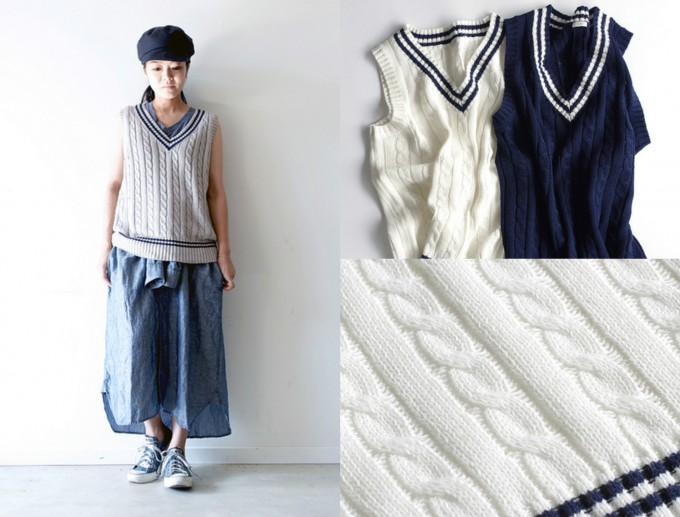 ICHI(イチ)Antiquités(アンティークス)福岡コットンリネンオーガニック洋服