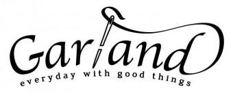 アウトドア系雑貨屋・garland(ガーランド)のロゴ