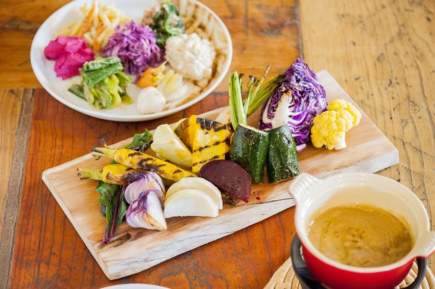 スイーツもお料理もオーガニックにこだわって。お腹と心を満たす、『自然食・マクロビの飲食店』