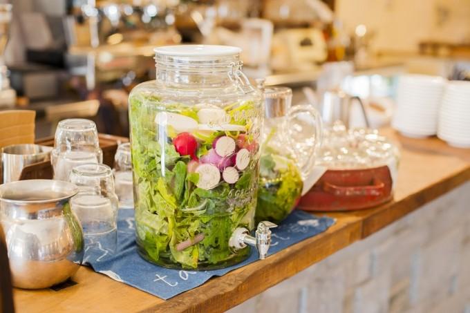 主役は野菜!自家農園で育てた野菜が楽しめる農家レストラン「table beet」
