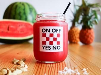 沖縄らしさを感じるブレンドに感動!「ON OFF YES NO」のフレッシュドリンク