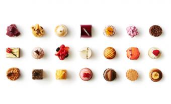 「一粒の種」を意味する「UN GRAIN」の、幸福へと導かれるひとつまみお菓子