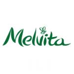 オーガニックコスメブランド「Melvita(メルヴィータ)」のロゴ