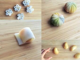 やわらかな色合いと楽しげな発想から生まれる「和菓子工房 糸 ito」の和菓子