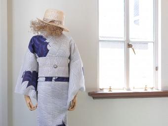 おしゃれが大好きな大人の女性に向けた夢のクローゼット「DOUBLE MAISON」の浴衣