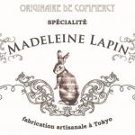Madeleine Lapinロゴ