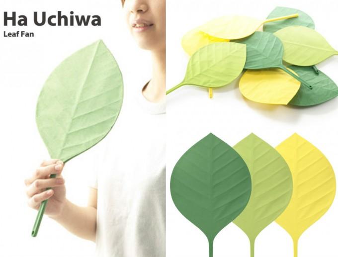 """「+d」のプロダクト""""Ha Uchiwa"""""""