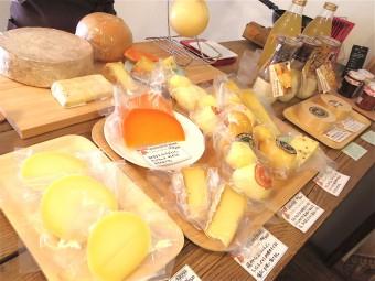札幌の直営店で気軽に。オホーツク海に抱かれた酪農の町おこっぺ「アドナイ」の工房直送チーズ