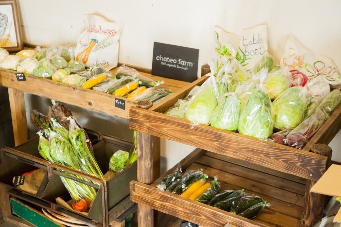 table beetで購入できる野菜