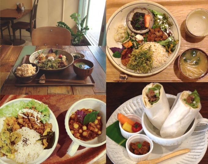 自然食とおやつmanaヴィーガン料理