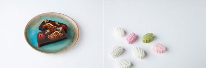おすすめ和菓子、wagashi asobiのこだわりの羊羹とらくがん