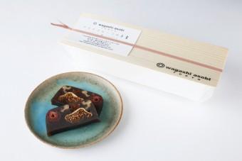 昔ながらなのに新しい! 自由な発想で生み出される「wagashi asobi」の和菓子