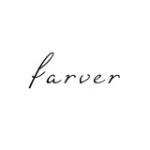 「farver(ファーヴァ)」のロゴ