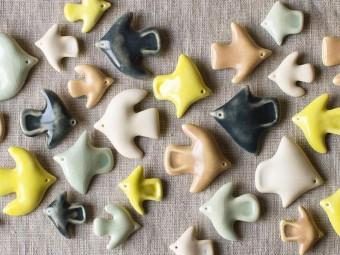 暮らしを明るくするモチーフが魅力の「BIRDS' WORDS」の陶磁器雑貨