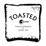TOASTEDロゴ