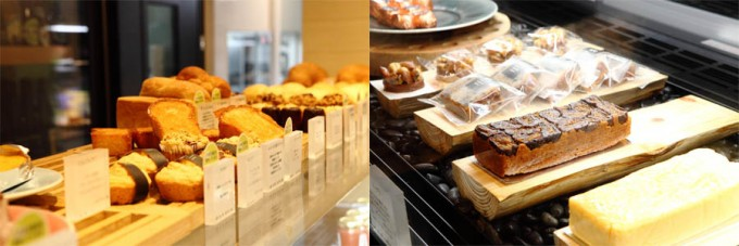 代々木八幡カフェ 15℃で販売中の365日のパンとベーカリー