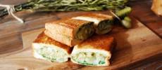 パンや具材にこだわりがいっぱい。個性的でおしゃれな、人気の『サンドイッチ』