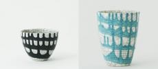 力強く、どこかやさしげ。苫米地正樹さんの生み出す陶芸作品