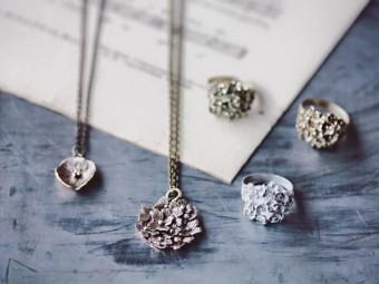 日々に馴染むシンプルデザインが魅力のアクセサリーブランド「indigo-silver WORKS」