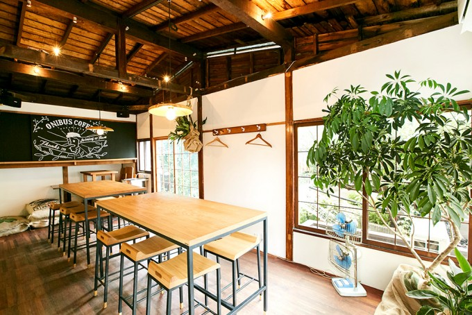 「ONIBUS COFFEE(オニバスコーヒー)」の中目黒店