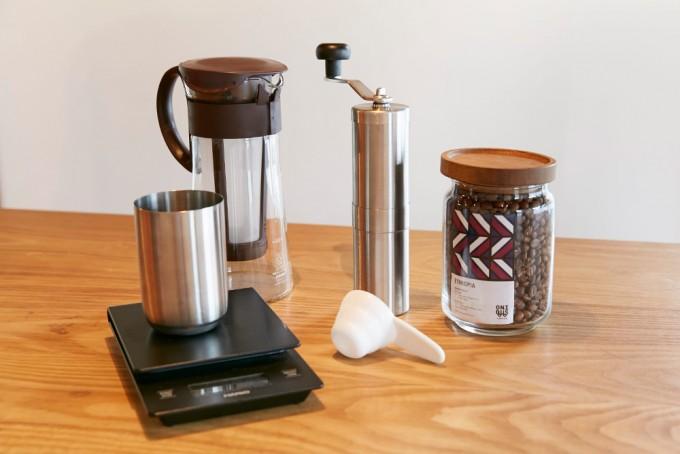 「ONIBUS COFFEE(オニバスコーヒー)」おすすめのエチオピアの豆とコーヒーウェア