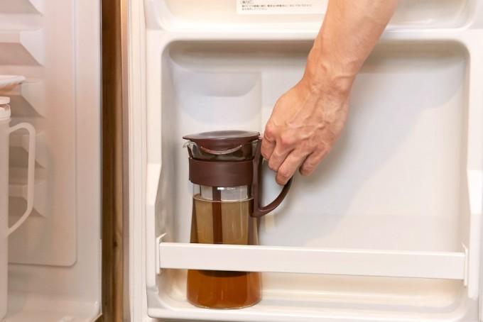 冷蔵庫に入れて17~18時間待つ