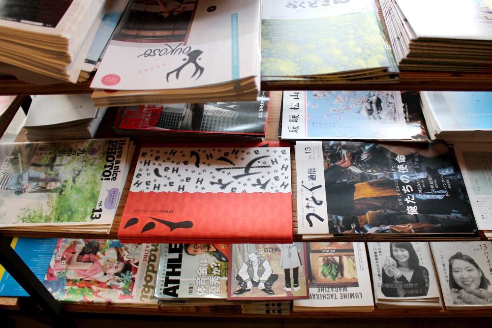新しい刺激にきっと出会える、スタイルのある『本屋さん&本にまつわるグッズ』