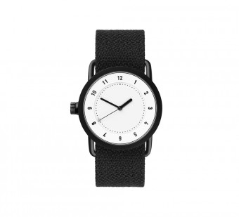 TID Watches(ティッド ウォッチズ)、TID No.1 36 White / Nylon Wristband