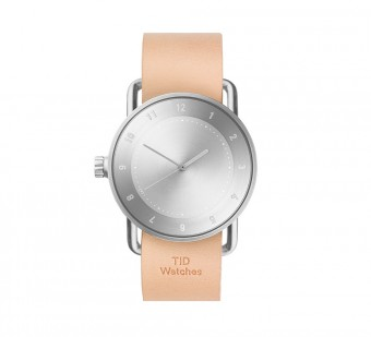 TID Watches(ティッド ウォッチズ)、TID No.2 / Natural Leather