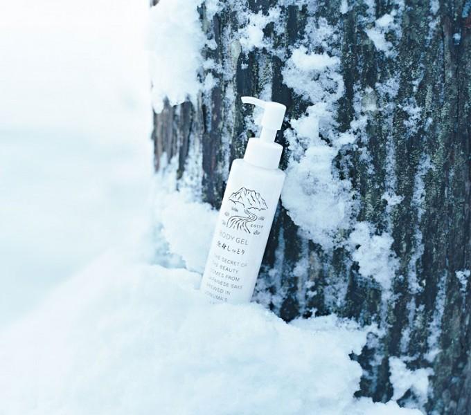 cotte(コッテ)、日本酒コスメ、八海山、ジェル