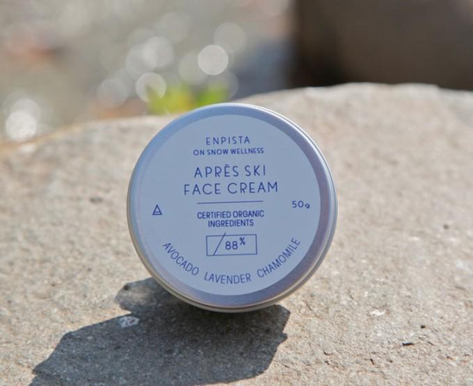 """「ENPISTA(エンピスタ)」の""""Après Ski Face Cream/アプレスキーフェイスクリーム"""""""