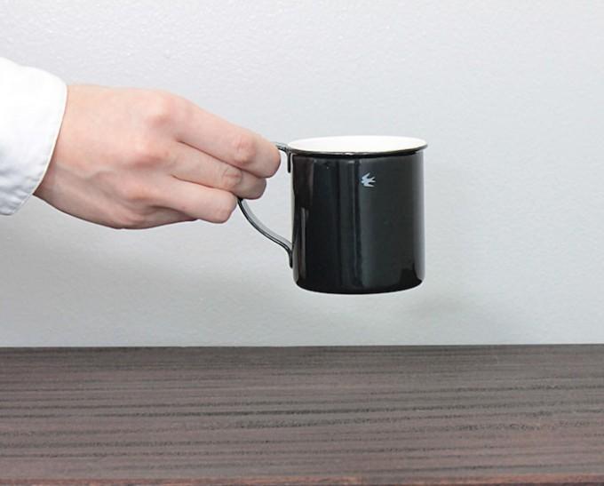 ツバメマグカップは「GLOCAL STANDARD PRODUCTS」とのコラボ商品