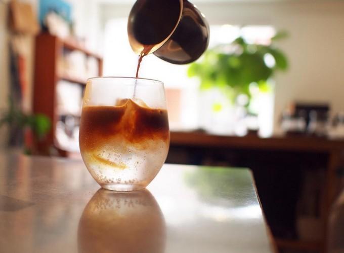 「SWITCH COFFEE TOKYO」エスプレッソトニック
