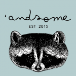 'andsome(アンサム)のロゴ