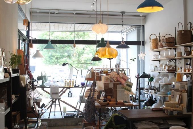 照明器具などを取り扱う、香川県高松市にある「touca(トウカ)」