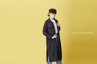 日々を楽しく過ごす女性へ向けた日常着。アパレルブランド「LUV OUR DAYS」の秋冬コレクション