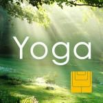 スタジオ・ヨギー監修「寝たまんまヨガ 簡単瞑想」アプリのロゴ
