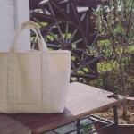 使うたびに小さな幸せを感じる。ハンドメイドならではのこだわりが詰まった「SATTE HANPU」の帆布バッグ