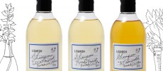 天然由来成分で作られた3つの香りから選べるシャンプー