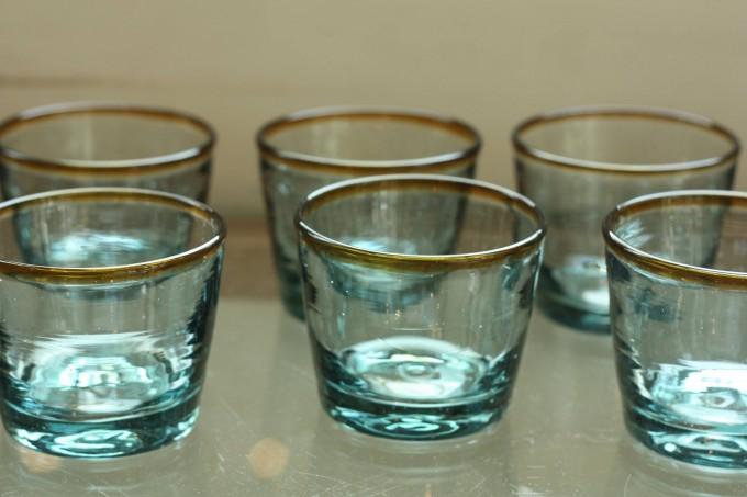 KOHORO(コホロ)で取り扱っているガラスの器6点