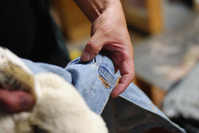 瀬戸内で誕生したジーンズブランド「EVERY DENIM」は一つ一つが職人の手作り