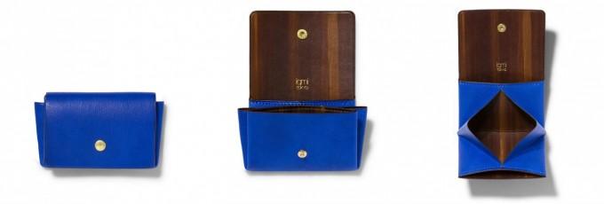 おすすめミニ財布、iqmiのこだわりのカラフルなミニ財布