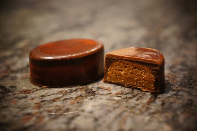 Artichoke chocolate(アーティチョークチョコレート)のチョコレート