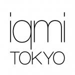 レザークラフトブランドの「iqmi(イクミ)」のロゴ