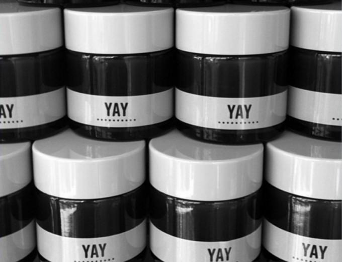 横浜の美容室OODERプロデュースの天然素材ヘアケア「YAY」ワックス