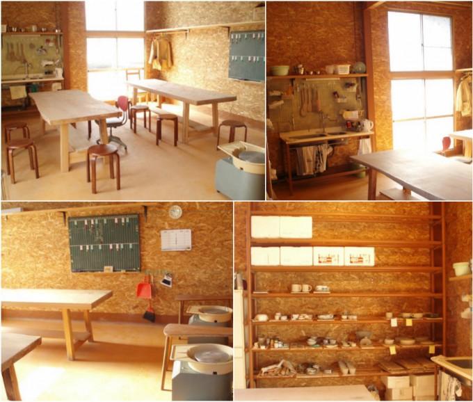 「竹村良訓(Yoshinori Takemura)」の陶芸教室