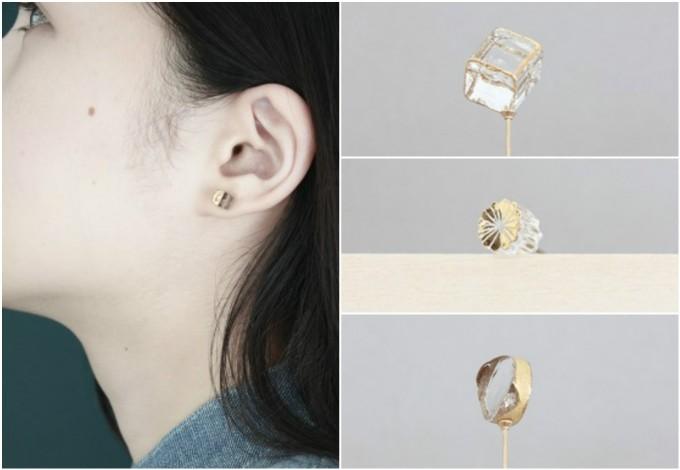 おすすめガラスアクセサリー、「sorte glass jewelry」のおしゃれなアクセサリー