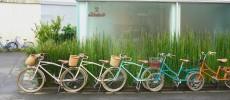 話題のリバーサイドタウン・清澄白河を「alohaloco」のキュートな自転車で巡る!