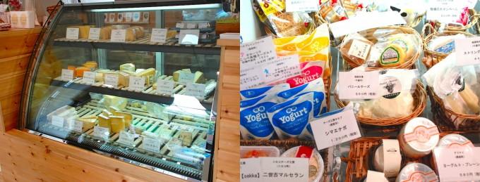 楽しみ方は自分次第。北海道産ナチュラルチーズ専門店「チーズのこえ」
